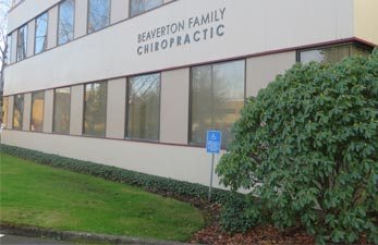 Chiropractic Beaverton OR Office Building